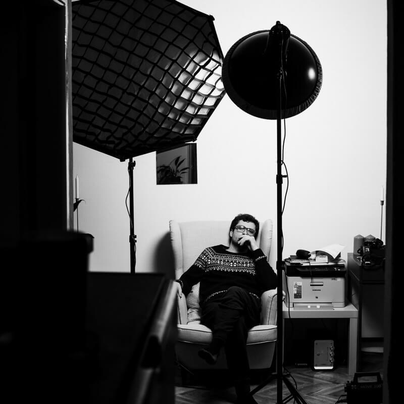Fotograf Robert Tappert: Priestor hraníc hovorí veľa o našom strachu a slobode