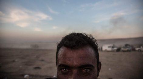 Videl som smrť, ktorú za sebou necháva Islamský štát